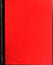 Hohl, Hanna und Wolfgang Eckhardt;  Jahrbuch der Hamburger Kunstsammlungen Band 20