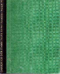 Hohl, Hanna und Wolfgang Eckhardt;  Jahrbuch der Hamburger Kunstsammlungen Band 24