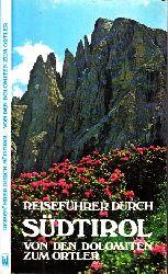 Riedl, Franz H.; Reiseführer durch Südtirol von den Dolemiten zum Ortler