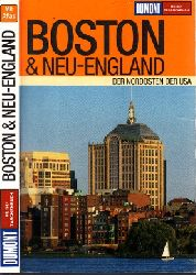 Helmhausen, Ole;  Boston und Neu-England - Der Nordosten der USA - DUMONT Reise-Taschenbuch