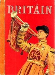 Autorengruppe;  Britain - A book which attempts to do more than its size permits