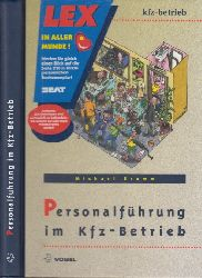 Drumm, Michael; Personalführung im Kfz-Betrieb 1. Auflage
