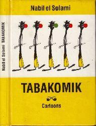 el Solami, Nabil;  Tabakomik - Cartoons