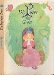 Lünser- Weigang, Brigitte; Die Puppe im Grase-  und andere Märchen aus Norwegen Illustrationen von Marianne Schäfer 2. Auflage