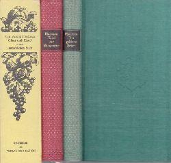 Findeisen, Kurt Arnold; Flügel der Morgenröte - Der goldene Reiter und sein Verhängnis 2 Bücher in EInsteckhülle