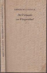 Wittstock, Erwin;  Der Viehmarkt von Wängertsthuel