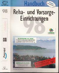 Autorengruppe;  Handbuch Reha- und Vorsorgeeinrichtungen