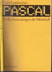 Goldammer, Gerd; PASCAL für die Anwendung in der Wirtschaft