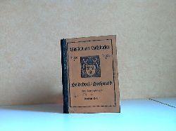 Stifter, Adalbert und Erich Liesegang; Heidedorf, Hochwald - 2 Jugenderzählungen Wiesbadener Volksbücher Nr. 234 1.-5. tausend