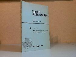 Holzer, Horst; Struktur und Wandel der Gesellschaft. Reihe B der Beiträge zur Wirtschafts- und Sozialkunde 7: Massenkommunikation und Demokratie in der Bundesrepublik