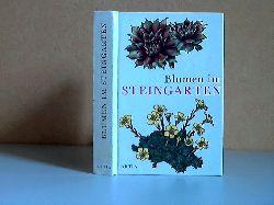 Böhm, Cestmir;  Blumen im Steingarten Illustrationen von JaromirWindsor und Karel Svarc