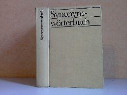 Görner, Herbert und Günter Kempcke;  Synonymwörterbuch - Sinnverwandte Ausdrücke der deutschen Sprache