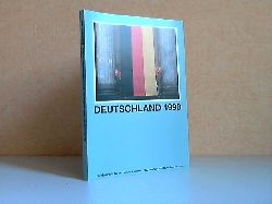 Schacht, Ulrich;  Deutschland 1990 - Sonderdruck der Texte zum Kalender 1990 des Gesamtdeutschen Instituts