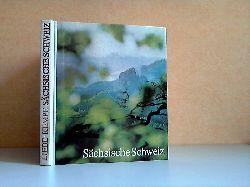 Liebe, Sieghard und Lothar Kempe; Sächsische Schweiz und Ausflüge in die Böhmische Schweiz (Ceske Svycarsko) 1. Auflage, 1.-20. Tausend