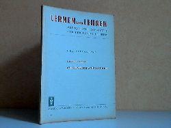 Herzfeld, Friedrich und Gertrud Rosenow; Allgemeine Musiklehre - Lernen und Lehren. Musikerziehung -  Methodische Schriften für lernende Lehrer 1.-20. Tausend