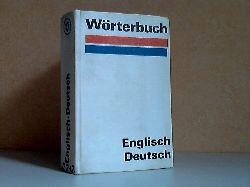 Wahrig, G.;  Wörterbuch Englisch-Deutsch