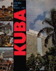 Linke, Monika und Klaus: Kuba 1. Auflage, 1.-25. tausend