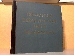 Wiemann, Hermann;  Die Malerei der Gotik und Früh-Renaissance - Band 2