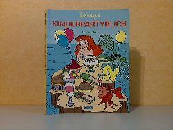Boteler, Alison, Ulrike Teiwes-Verstappen und Christiane Jung;  Disneys Kinderpartybuch