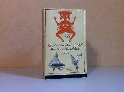 Andersen, Hans Christian; Märchen und Geschichten Reclams Universal Bibliothek Band 689 11. Auflage