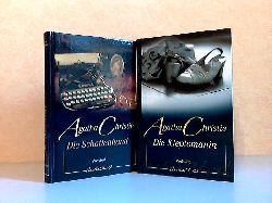 Christie, Agatha; Die Schattenhand + Die Kleptomanin 2 Bücher