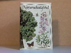 Güther, Egon und Claus Peter;  Naturschutzfibel - Beschäftigungsbuch für Kinder ab 8 Jahre Illustration: Ludwig Winkler