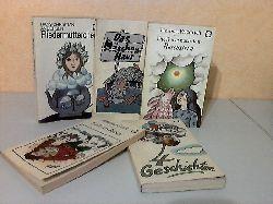 Autorengruppeengruppe; Fliedermütterchen + Das Märchenhaus + Die Reise nach dem Rosenstern + Gullivers Reisen + 4 Geschichten 5 Bücher