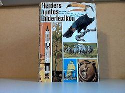 Andre, Robert;  Herders buntes Bilderlexikon Das neuartige Kinderlexikon mit 160 farbigen Bildseiten