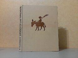 Perowskaja, O.;  Menschen- und Tierkinder Zeichnungen von W. Watagin und I. Godin