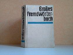 Küfner, Ruth; Grosses Fremdwörterbuch 3., durchgesehene Auflage