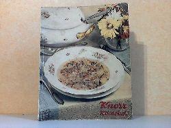 Knorr, C. H.;  Das Knorr Kochbuch der deutschen Hausfrau