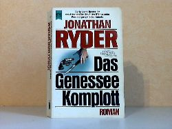 Ryder, Jonathan;  Das Genessee-Komplott