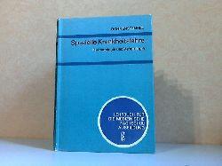 Bohnenstengel, Gerhard;  Spezielle Krankheitslehre: Dermatologie und Venerologie - Lehrbuch für medizinische Fachschulausbildung Mit 31 Abbildungen