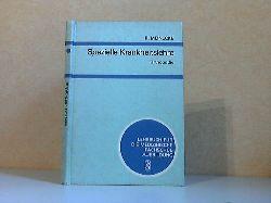 Meinecke, Rolf; Spezielle Krankheitslehre: Orthopädie - Lehrbuch für medizinische Fachschulausbildung Mit 67 Abbildungen 2., überarbeitete  Auflage