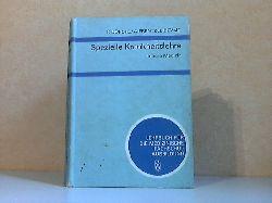 Dörste, Peter und Albert Frentzel-Beyme; Spezielle Krankheitslehre: Innere Medizin - Lehrbuch für medizinische Fachschulausbildung Mit 69 Abbildungen 2., überarbeitete  Auflage