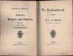 von Eschstruth, Nataly: Die Regimentstante Illustrierte Romane und Novellen - zweite Serie, fünfter Band