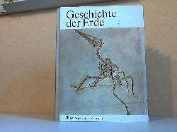 Rietschel, Siegfried; Delphin-Naturbücherei Band 13: Geschichte der Erde Mit 80 farbigen Abbildungen