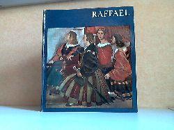 Bergerhoff, Renate ; Raffael - Welt der Kunst Mit sechzehn farbigen Tafeln und einundvierzig einfarbigen Abbildungen 1. Auflage