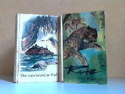Hummeltenberg, Max, Bert Heller Werner Kulle u. a.;  Der verschwundene Fluß, Technisch-phantastische Erzählungen - Rache für Pronto und andere Erzählungen 2 Bücher