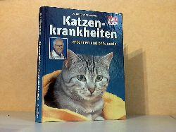 Spangenberg, Rolf; Katzenkrankheiten erkennen und behandeln