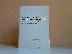 Altmann, Siegfried; Eine Einführung in die quantitative Bewertung der Elektrosicherheit elektrotechnischer Anlagen ELEKTRIE, Schriftenreihe 1