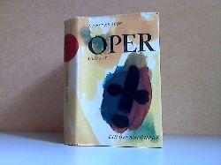 Krause, Ernst; Oper von A bis Z - Ein Opernführer 5. Auflage