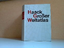 Autorengruppe; Haack Großer Weltatlas Register Band 1. Auflage