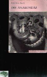 Petzold, Hans-Günter: Die Anakondas Die Neue Brehm-Bücherei 554  Berliner Tierparkbuch Nr. 35