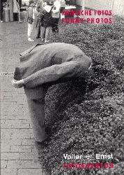 Volland, Ernst; Voller Ernst - Komische Fotos 1. Auflage