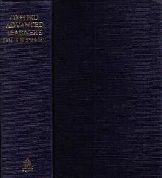 Cowie, Anthony;  Oxford Advenced Learner`s Dictionary of Current English