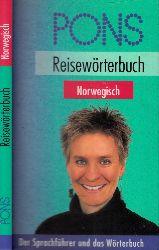 Bolstad, Kari und Erling Lang leite; PONS Reisewörterbuch Norwegisch - Der Sprachführer und das Wörterbuch 1. Auflage