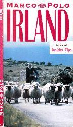 Autorengruppe;  Irland - Marco Polo Reisen mit Insider-Tips