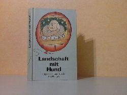 Herboth, Hartmut und Jordan Popow; Landschaft mit Hund - Bulgarische humoristische Erzählungen Illustrationen von Milen Radev 1. Auflage