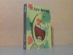 Annel, Ulf; Kehraus Hausmeisterkarikatur vor dem Haupttitel von Otto Damm 1. Auflage